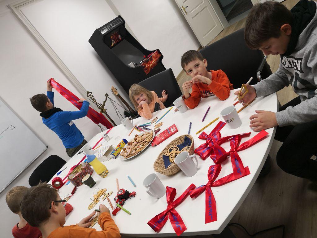 Zauberhafte Weihnachten mit unseren kleinen Gästen